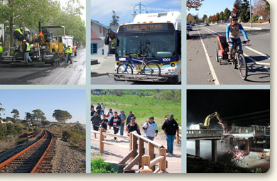 2014 RTP photo of transportation modes