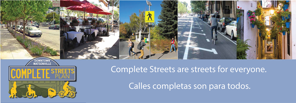 Complete Streets visuals