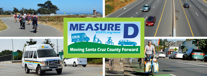 SCCRTC — Santa Cruz County Regional Transportation Commission
